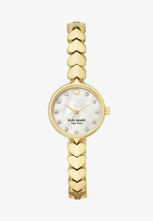 HOLLIS - Uhr - gold-coloured