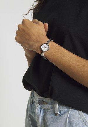 HOLLIS - Montre - silver-coloured