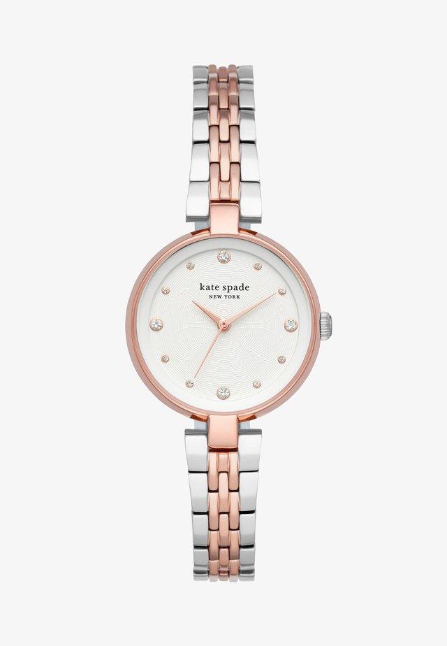ANNADALE - Uhr - silver-coloured