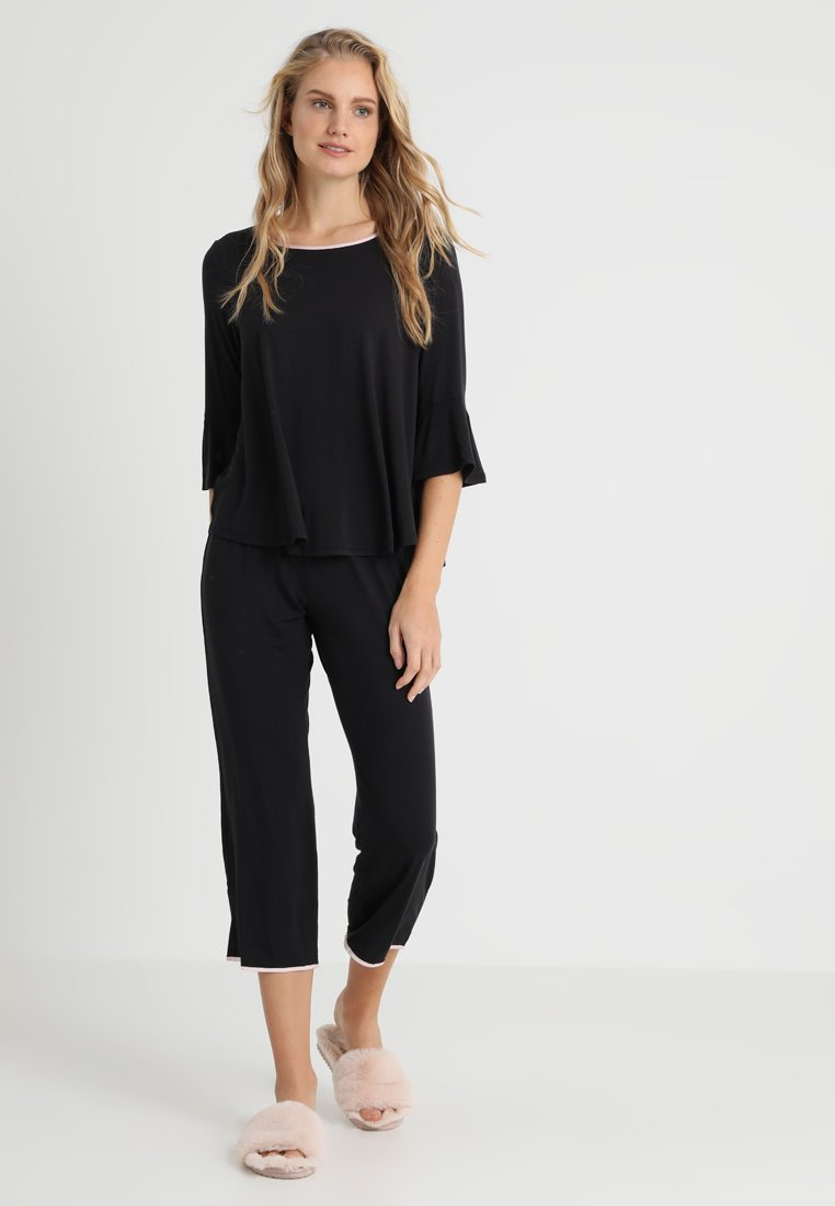 kate spade new york - LONG SET - Pyjamas - black