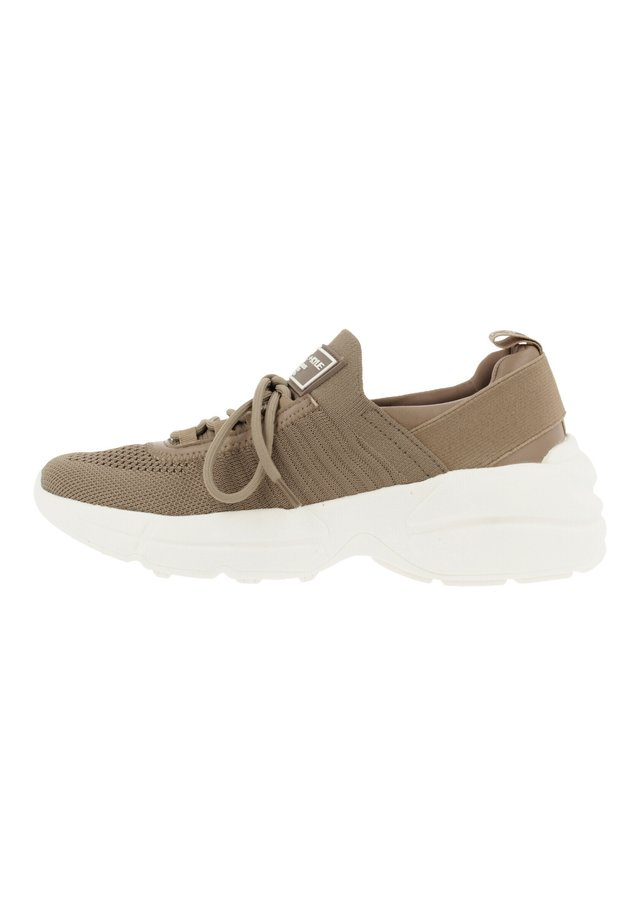 GLEASON - Sneakers laag - taupe