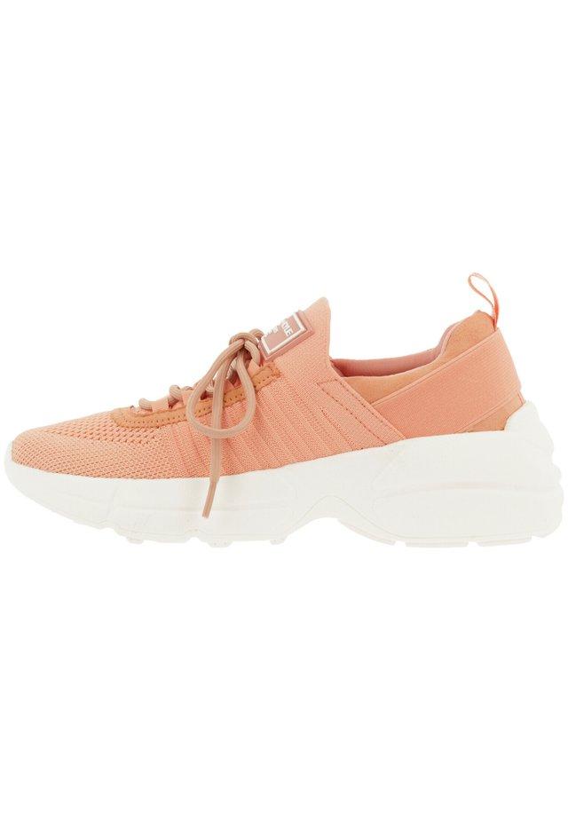 GLEASON - Baskets basses - pink