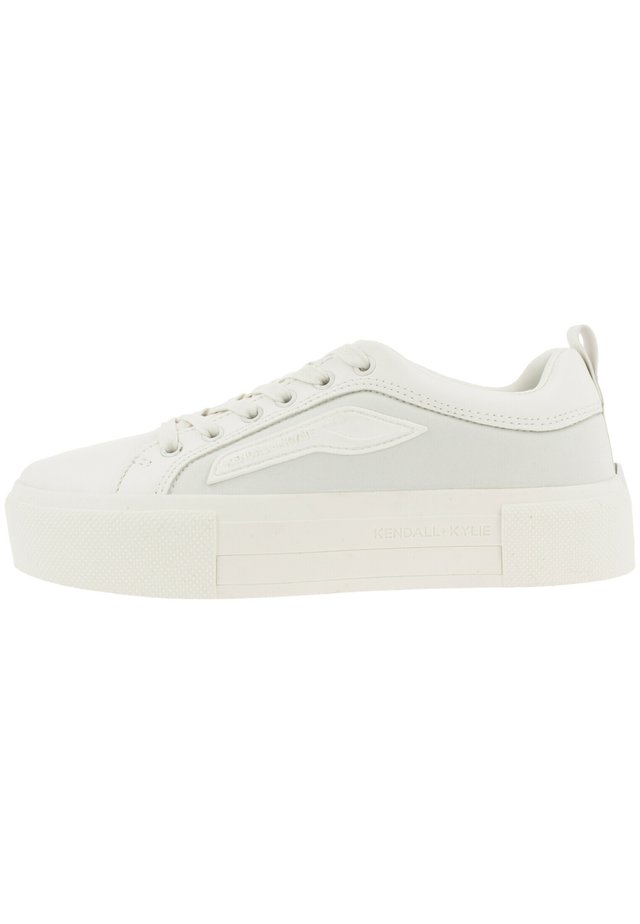 TOWNY - Sneakers laag - white