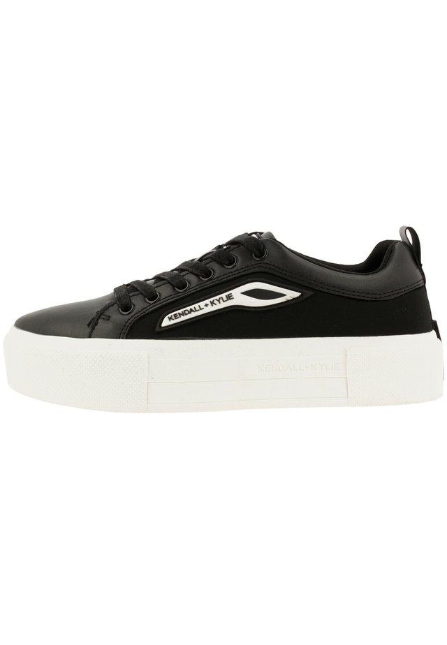 TOWNY - Sneakers laag - black