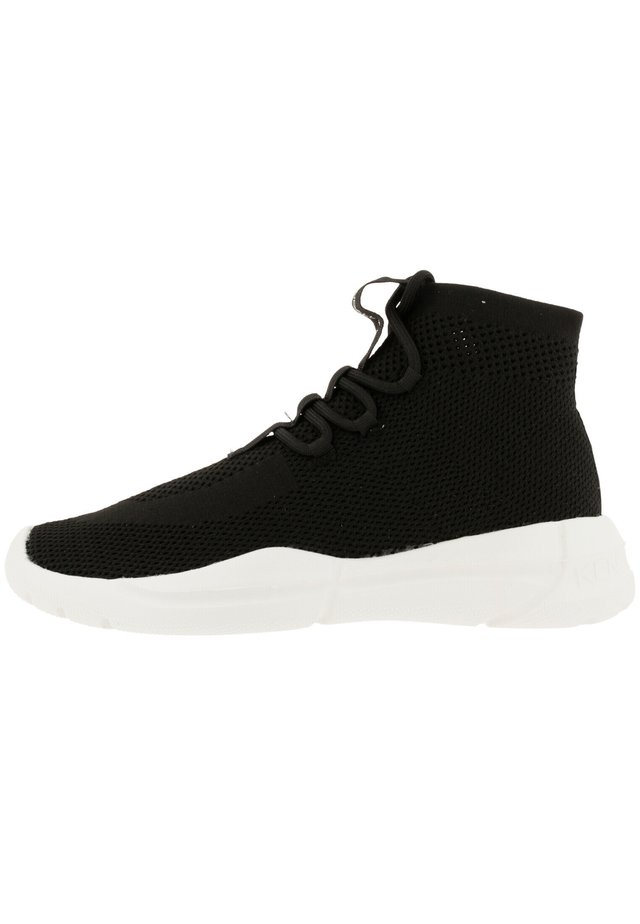 NIVINITY - High-top trainers - black
