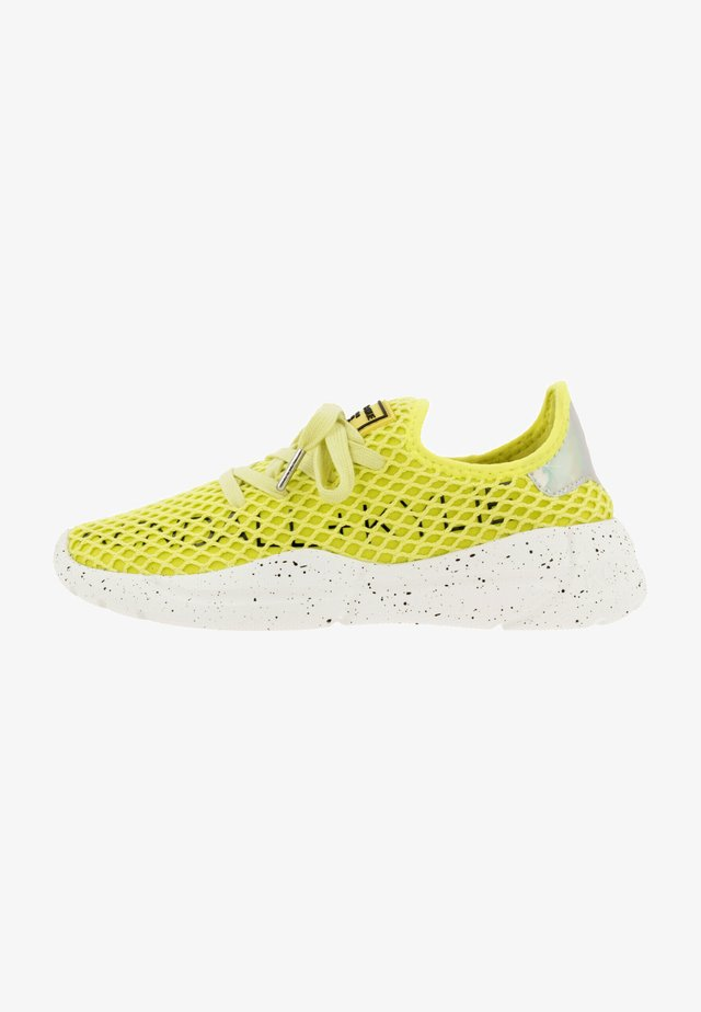NORAD - Sneakers laag - neon lime