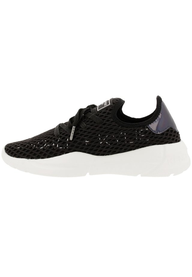 NORAD - Sneakers laag - black-white