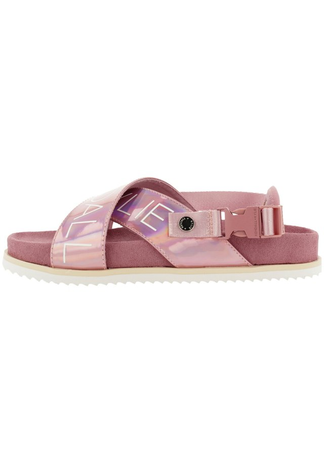TIAL - Platform sandals - pink