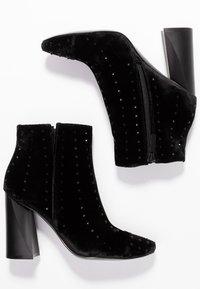 KENDALL + KYLIE - TIAA - High Heel Stiefelette - black - 3