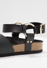 Kaltur - Sandaler - black - 2
