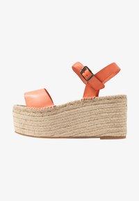 Kaltur - High heeled sandals - orange - 1