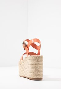 Kaltur - High heeled sandals - orange - 5