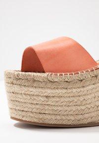 Kaltur - High heeled sandals - orange - 2