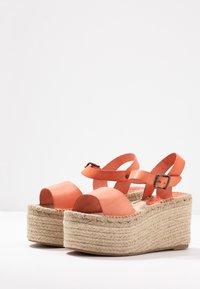 Kaltur - High heeled sandals - orange - 4