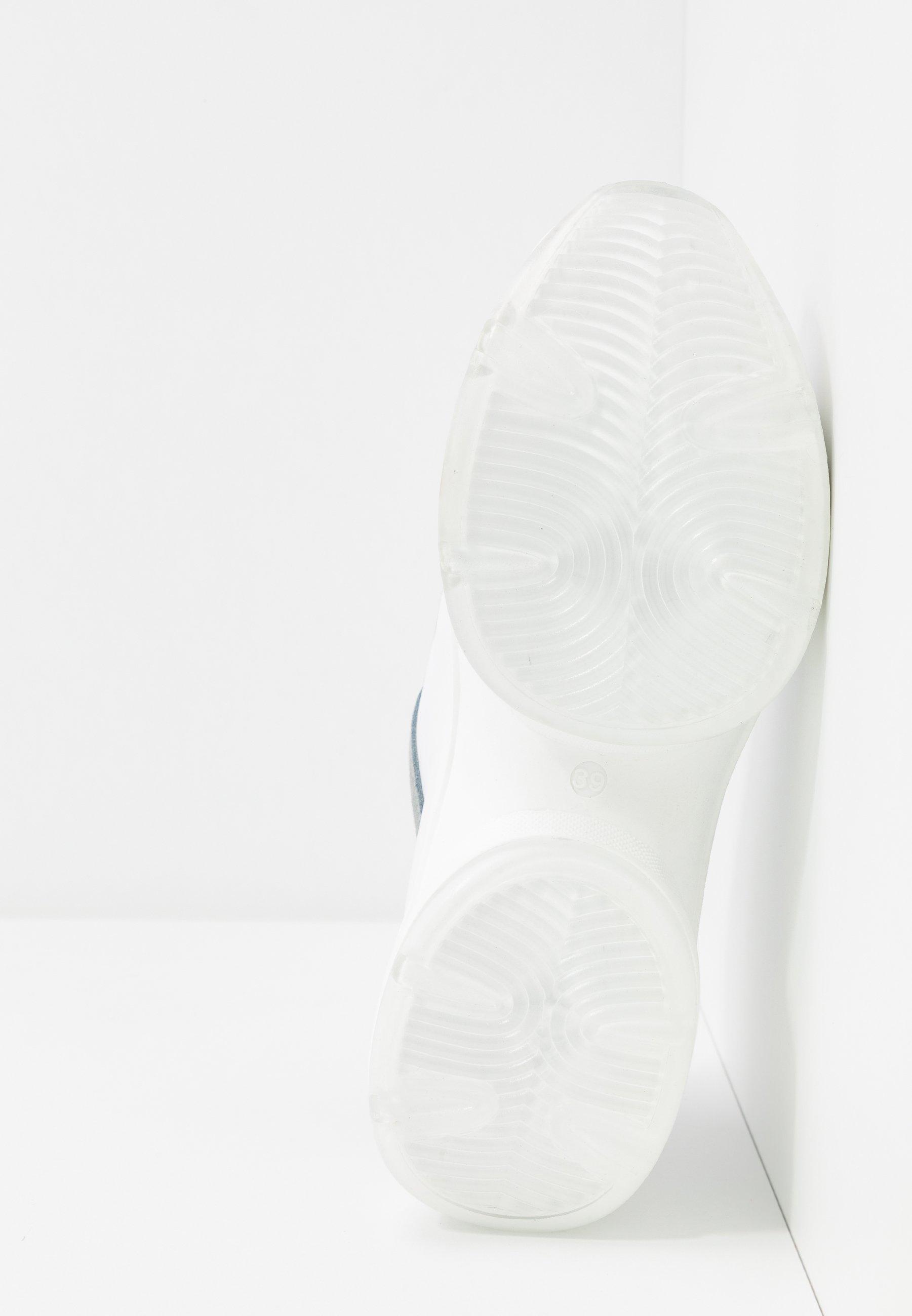 Kaltur Sneakers - white/blue