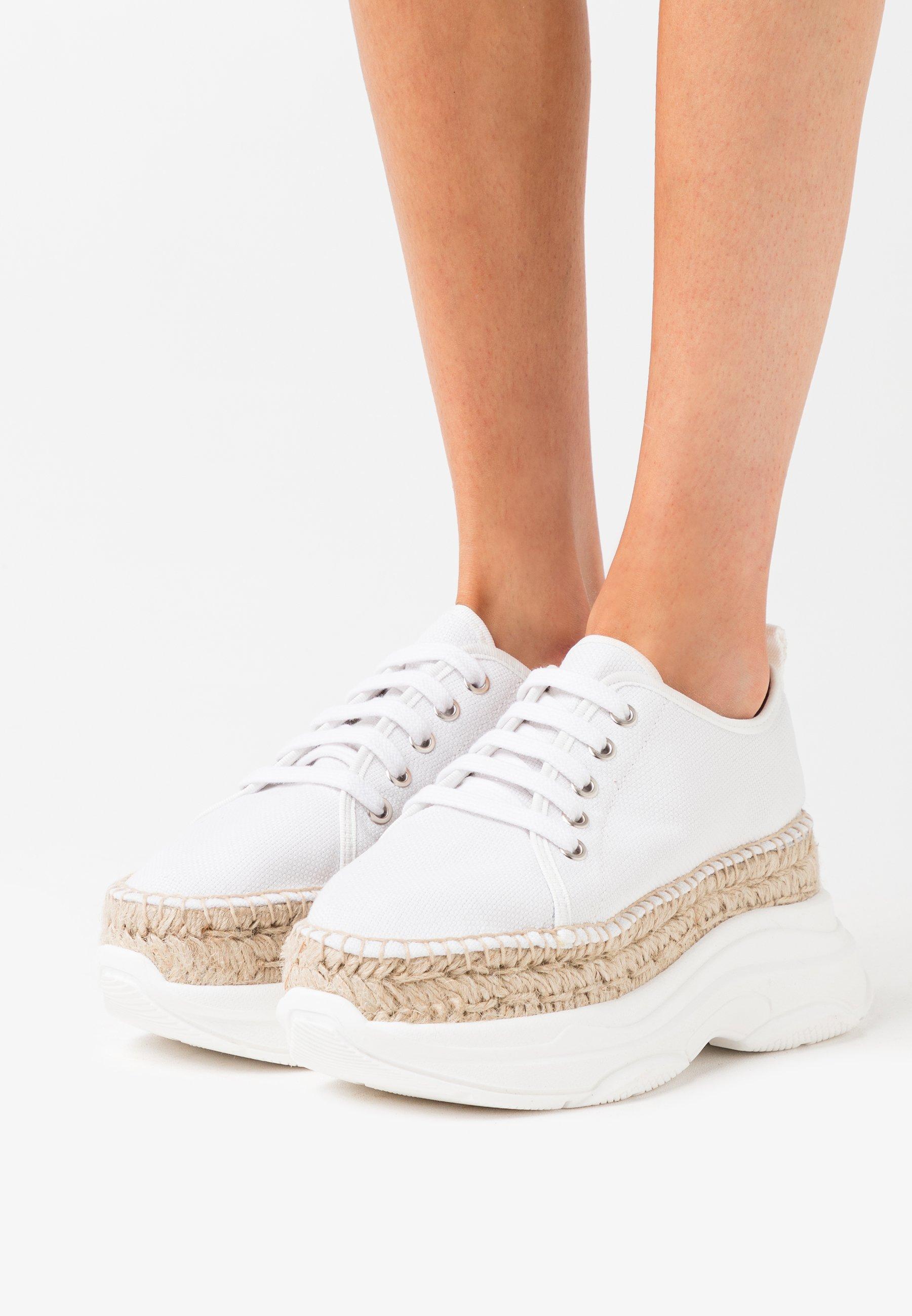 Gutes Angebot Kaltur Sneaker low - white | Damenbekleidung 2020