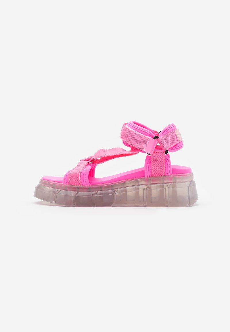 Kaltur - Platform sandals - pink