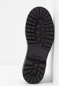 Kaltur - Šněrovací boty - white - 6
