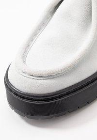 Kaltur - Šněrovací boty - white - 2
