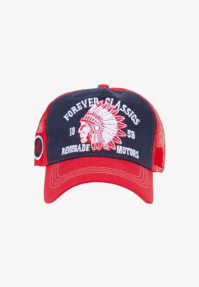 Hat - rot