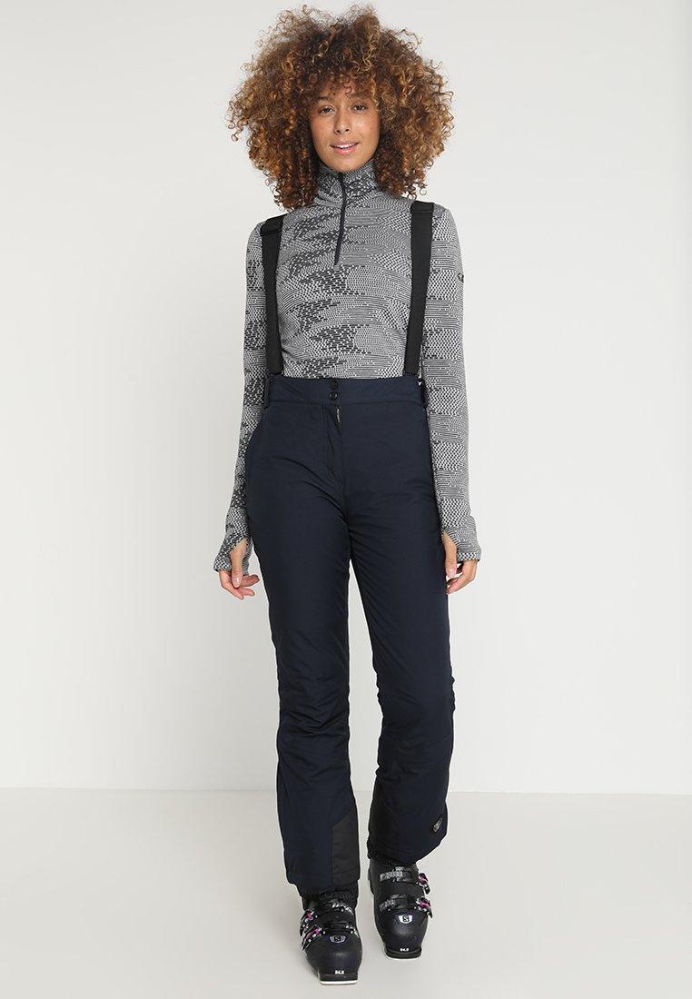 Killtec - ERIELLE - Pantaloni da neve - dark blue