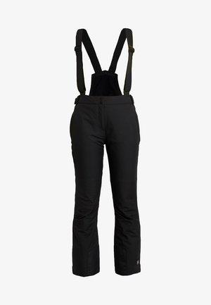 ERIELLE - Pantalon de ski - schwarz