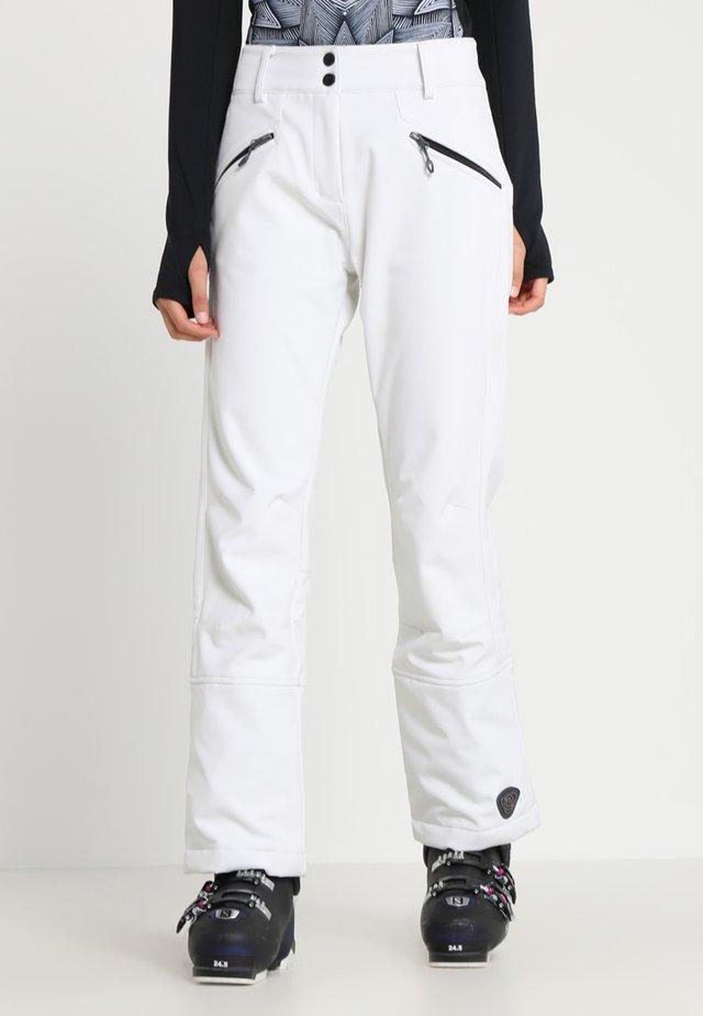 NYNIA - Zimní kalhoty - weiss