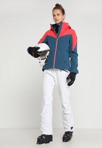 Killtec - NYNIA - Ski- & snowboardbukser - weiss - 1