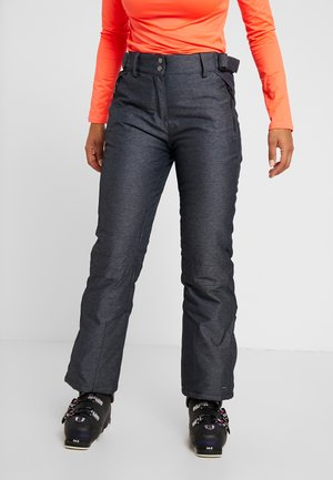 SIRANYA - Pantaloni da neve - denim