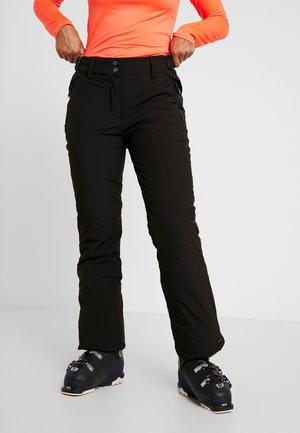 SIRANYA - Pantalon de ski - schwarz