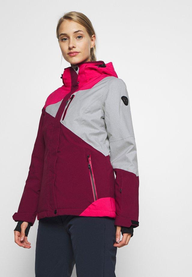 Skijakker - fuchsia