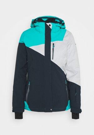 Ski jacket - aqua