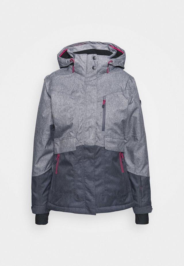 NERA - Ski jas - grau/melange