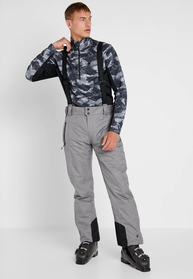 ENOSH - Zimní kalhoty - mittelgraumelange