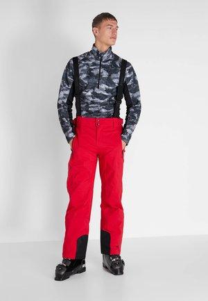 ENOSH - Pantaloni da neve - rot