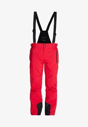 ENOSH - Spodnie narciarskie - rot