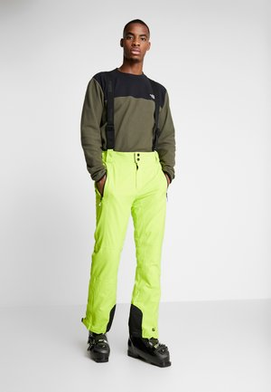 ENOSH - Snow pants - lime