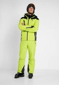 Killtec - VYRAN - Skibroek - neon lime - 1