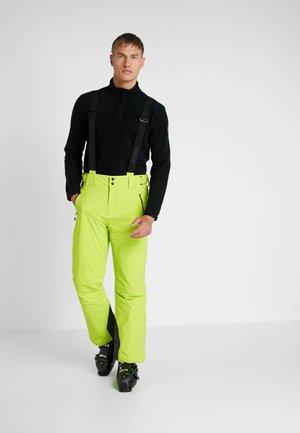 VYRAN - Pantaloni da neve - neon lime