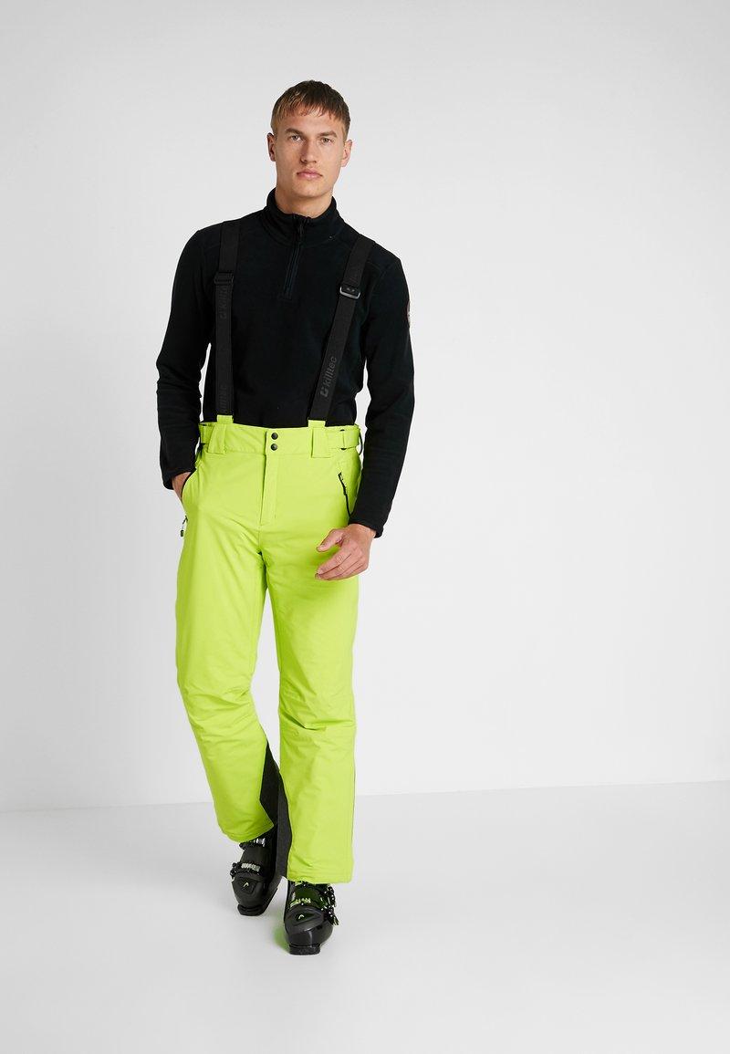 Killtec - VYRAN - Skibroek - neon lime