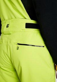 Killtec - VYRAN - Skibroek - neon lime - 7