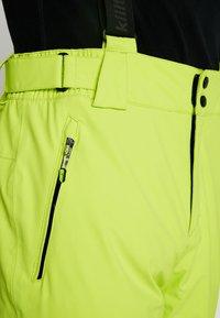 Killtec - VYRAN - Skibroek - neon lime - 4