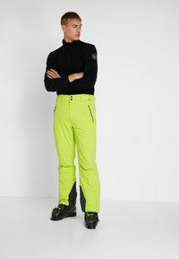 Killtec - VYRAN - Skibroek - neon lime - 3