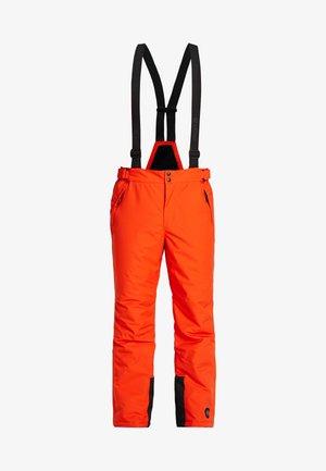 GAUROR - Spodnie narciarskie - orange