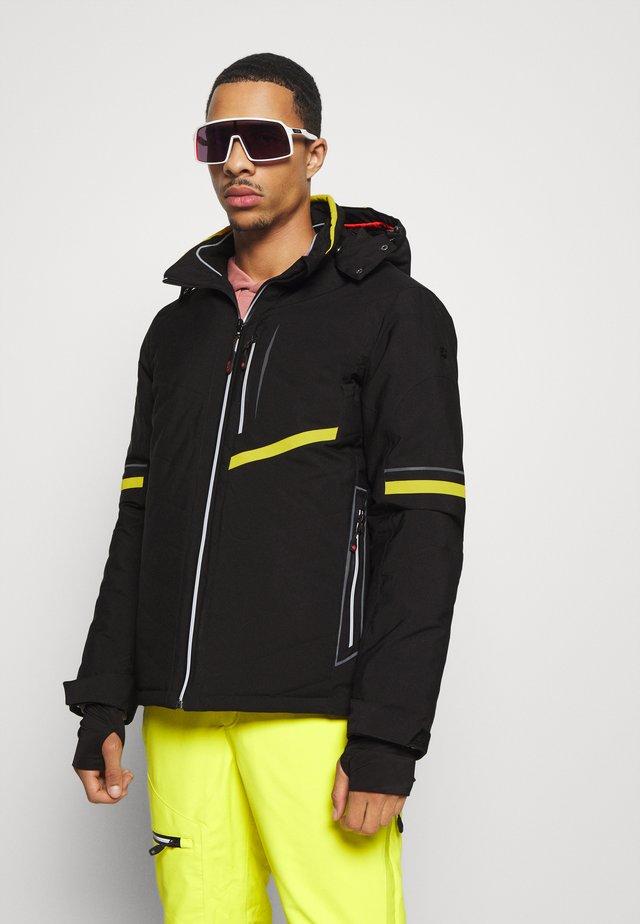 JUNES - Skijakker - schwarz