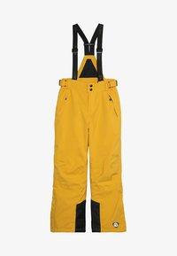 Killtec - GAUROR - Pantalon de ski - gebranntes gelb - 5