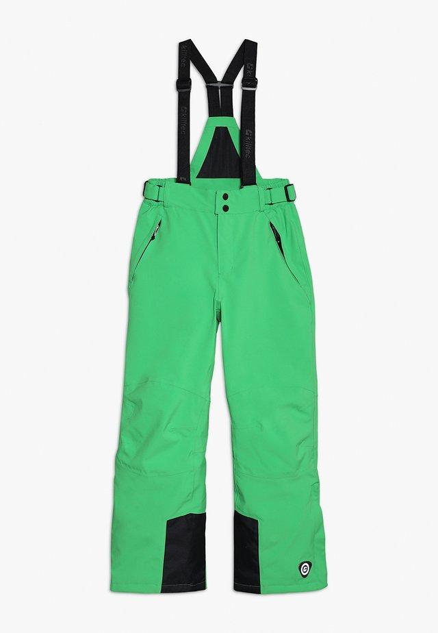 GAUROR - Zimní kalhoty - grün