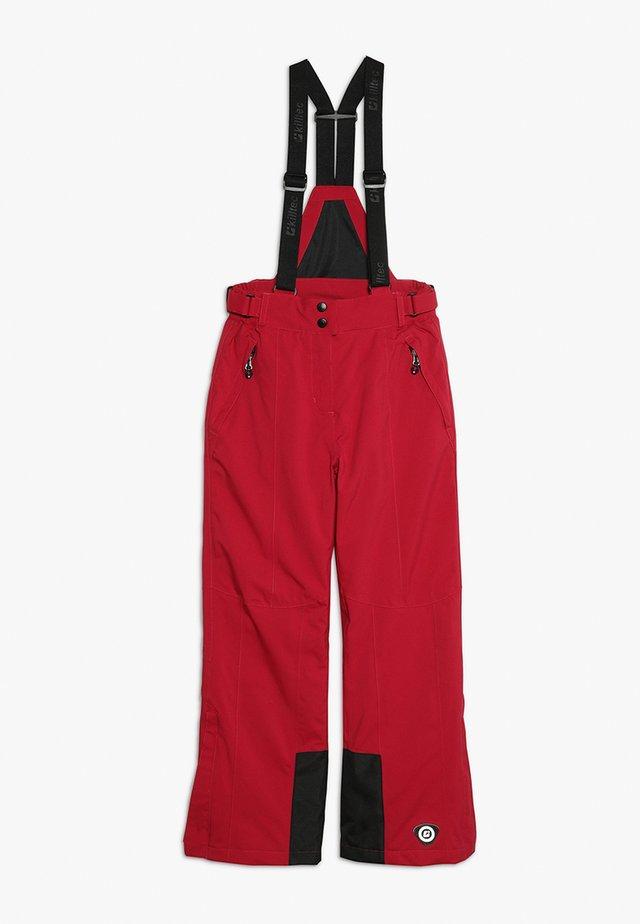 GANDARA - Zimní kalhoty - himbeere