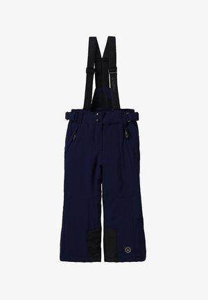 GANDARA - Zimní kalhoty - dunkelblau