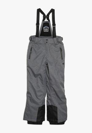 NORWIN  - Zimní kalhoty - grau-melange